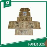 صنع وفقا لطلب الزّبون أسلوب جديد يطبع يغضّن ورقة بيع بالجملة أيّل يعبّئ صندوق