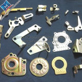 Hohe Präzision CNC-Metall, das Teil stempelt