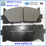 Powder profesional Coating para Brake Pads