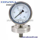 1つの年の保証が付いているステンレス鋼のデジタル圧力計