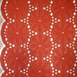 かぎ針編みの刺繍の方法服の綿織物のレース