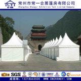 Kundenspezifisches PVC Rooftop Aluminium Frame Pagoda Tent für Hochzeitsfest