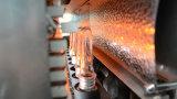 4 Kammer-automatische Plastikstrangpresßling-Blasformen-Maschine
