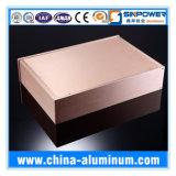 新しい6063はアルミニウム機構及びアルミニウム例ボックス突き出た