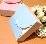 Reciclar la caja de papel plegable de la impresión/la caja de regalo/la caja del caramelo