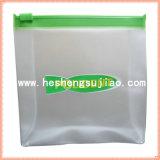 Cassa cosmetica del carrello di alluminio del PVC (YJ-A026)