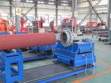 Máquina rápida de la Guarnición-para arriba de la fabricación aflautada