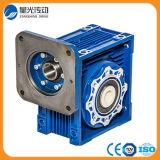 Reductor de velocidad de aluminio de la caja de engranajes del gusano de la cubierta