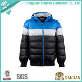 Contrasto Color Fashion Down Jacket per Men