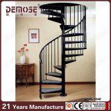 Escadas interiores da espiral do metal para a venda (DMS-1046)