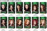 Tazol Cosmetic No Ammonia Permanent Hair Color (Copper Red) (50ml + 50ml + 10ml)
