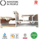 Perfiles de aluminio/de aluminio de la protuberancia para el marco al aire libre