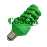 Lâmpada cheia da economia de energia da cor da espiral T4