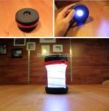 천막 옥외 LED 빛, 접히는 천막 램프