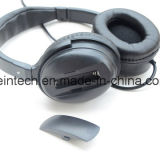 Aviation stereo Noise Cancelling Headphone con Free Sample (RH-NC02)