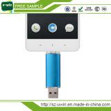 USB da movimentação 16GB da pena de OTG, micro USB 3.0 de OTG Smartphone