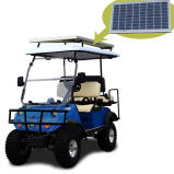 Chariot de golf Buggy de golf de 4 places Hdk Solar Panel Del2022D2z