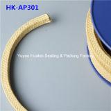 Imballaggio del lubrificante PTFE/Teflon della fibra di Aramid dell'isolamento termico (Kevlar)