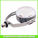 La iluminación exterior del bulbo de 120 vatios E40 de calle LED de luz con regulable