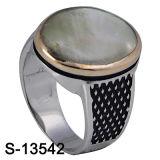 Heiß-Verkauf silberner Mann-Ring-guten der Qualität des neuen Modell-925
