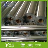 Doppio fornitore laterale del materiale di isolamento termico del fabbricato dell'alluminio Foil+Woven