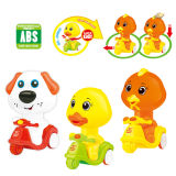 ABS Material (H3085019)のプラスチックCartoon Toys Animal Toy