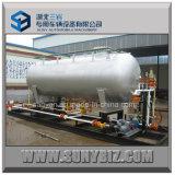 ASME Standard 10000 Liter bewegliche LPG-Gleiter-Station-