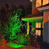 Luces de la Navidad al aire libre de las luces laser/laser de la Navidad al aire libre/luces laser al aire libre para los árboles