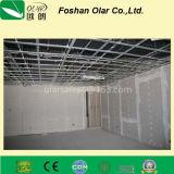 Feuille de panneau de partition de panneau de plafond de la colle de fibre