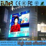 Tabellone del LED di pubblicità esterna di colore completo di P8 SMD grande