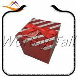 Papier cartonné recyclable de luxe la boîte-cadeau pour l'habillement
