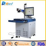 CNC Marker Equipment del laser Marking Machine Ipg Fiber 20W del metal