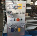 Equipo del torno del metal CM6241 con el soporte rígido