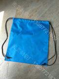 주문을 받아서 만들어진 210d 폴리에스테 졸라매는 끈 책가방 쇼핑 백 M.Y.D-036