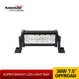 "7.5 "" Offroadのための36W High Lumen Auto LED Light Bar"