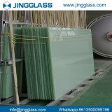 Pared de cortina Tempered decorativa de la hoja del vidrio laminado de la seguridad de la construcción de edificios
