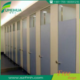 12mm de Verdelingen van de Deur HPL voor Toiletten