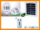 Bulbo recargable solar del LED con CE Saso