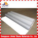 Le tissu r3fléchissant gris en nylon de 100% soit appliqué au parapluie r3fléchissant