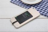 iPhoneの人間の特徴をもつタイプC入力1000mAhのためのチタニウムの解決が付いているチーの無線充満受信機熱無し