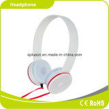 Auricular blanco vendedor superior del auricular con buena calidad