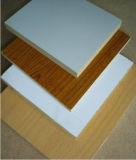Alto tablero brillante ULTRAVIOLETA del MDF para los muebles de oficinas del gabinete de cocina