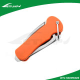 Cuchillo plástico de la marina del rescate de la seguridad de la maneta para los marineros