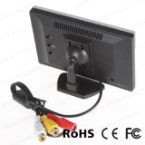 5 polegadas TFT-LCD Security Digital Car Rear View Monitor