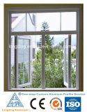 Perfis de alumínio da extrusão das portas dianteiras de Windows