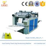 冷たい切断の販売のための生物分解性のポリ袋機械のヒートシール