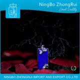 Chinese Stijl 925 de Echte Zilveren Vlinder en de Bloem van de Tegenhanger van de Juwelen van Lapis lazuli