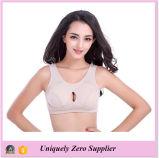 Tela de malha personalizada para mulheres para sutiã de roupas esportivas sexy