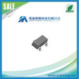 Diodo Zener Bzx84c3V9 del componente electrónico para la asamblea del PWB