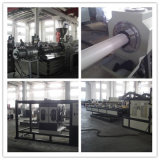 Machine en plastique de production de pipe de PVC d'UPVC CPVC